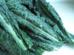 Kale and other dark, leafy greens are natural anti-inflammatory foods.
