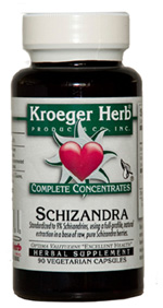 Dr. Oz calls Schizandra a fountain or youth... see why!