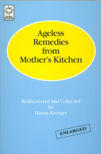Find natural remedies for arthritis and more in Hanna's books!