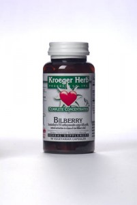 Bilberry provides support for the eyes and addresses a wide range of eye complaints.